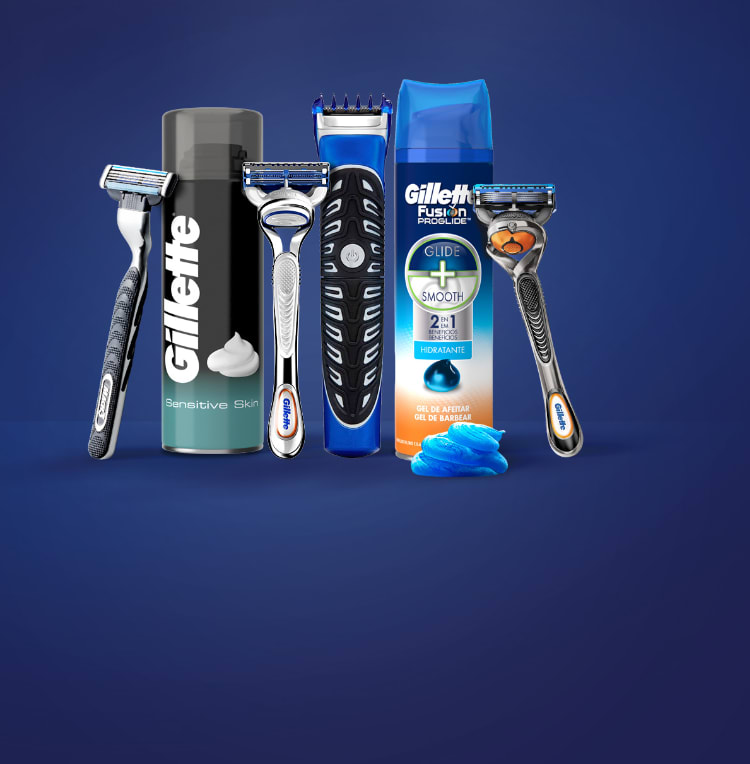 All Shaving Products