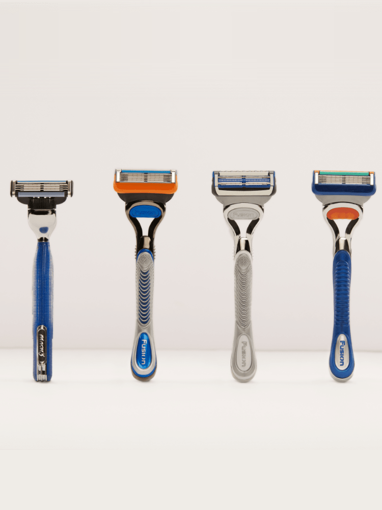Customizing your shave and learn how to choose a razor