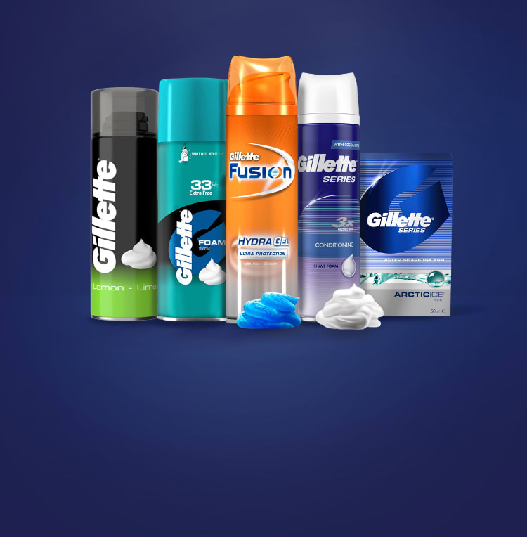 Shaving Gel, Shaving Cream and After Shave