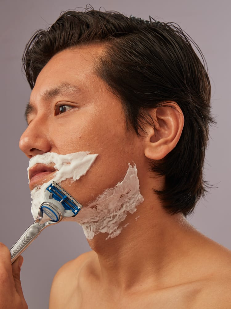 Why you should shave in  direction of hair growth?