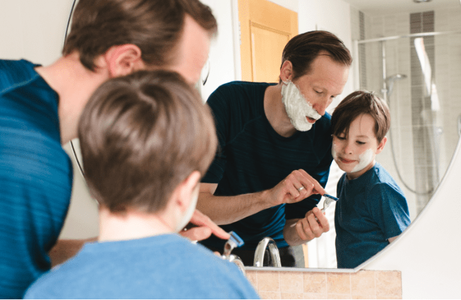 Gillette commitment to transparency