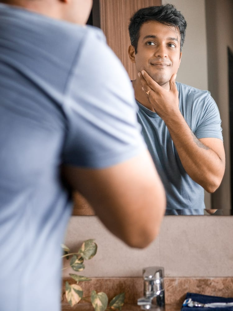 How to prevent itching after shaving