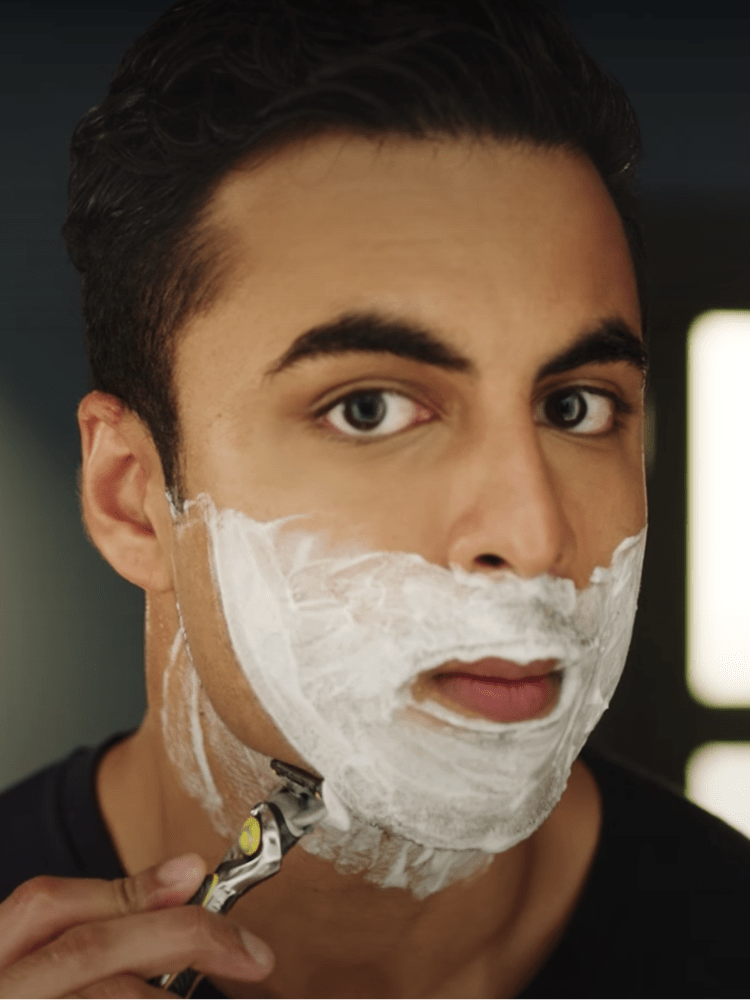 [es-cl] How to shave your face