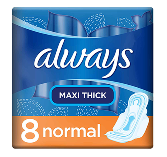 Always Maxi Thick Sanitary Pads
