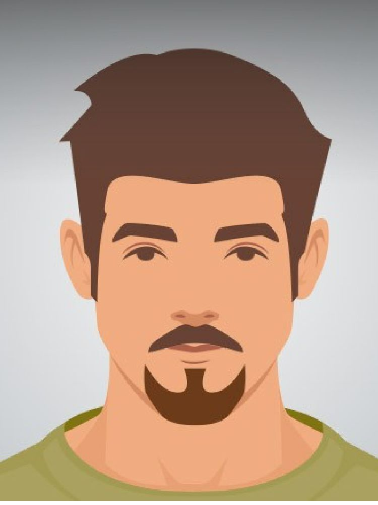 Goatee Styles: The Royale Beard