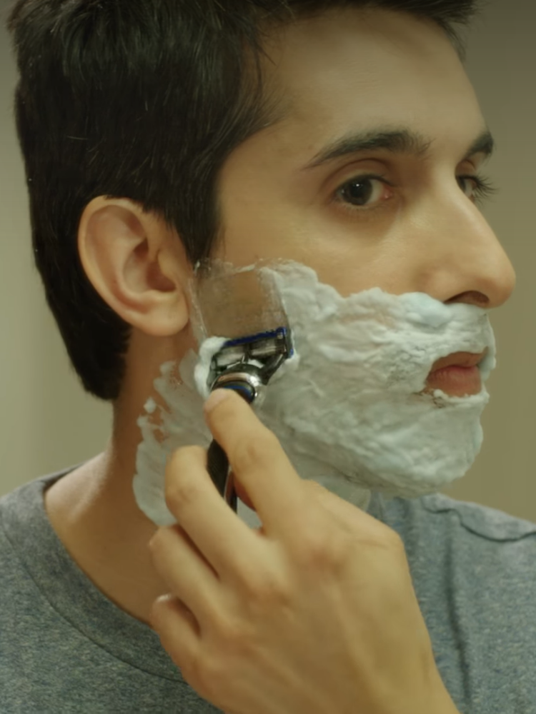 Face Shaving Tips for a Coarse or Tough Beard