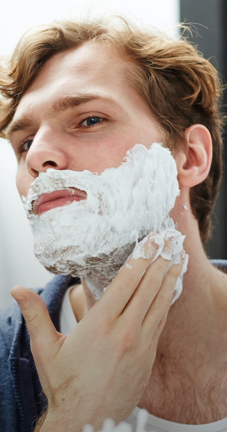 Classic Shave Foam Sensitive Skin
