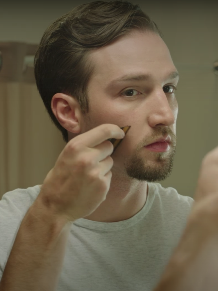 How to shave against grain