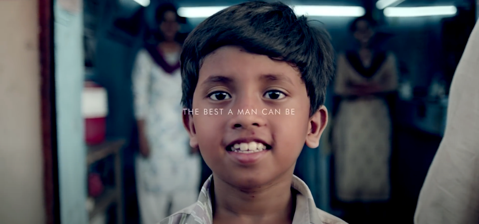 The best men can be