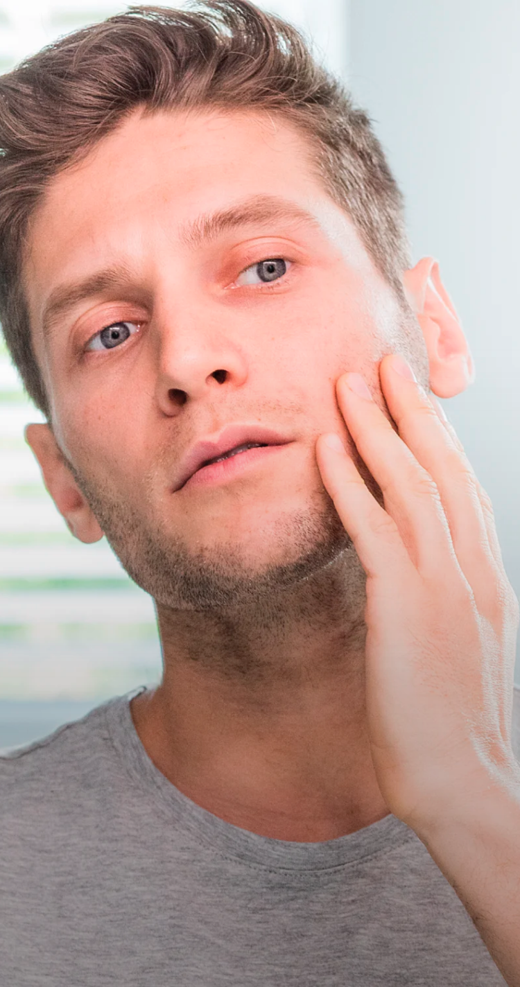 Faster and less irritating shave
