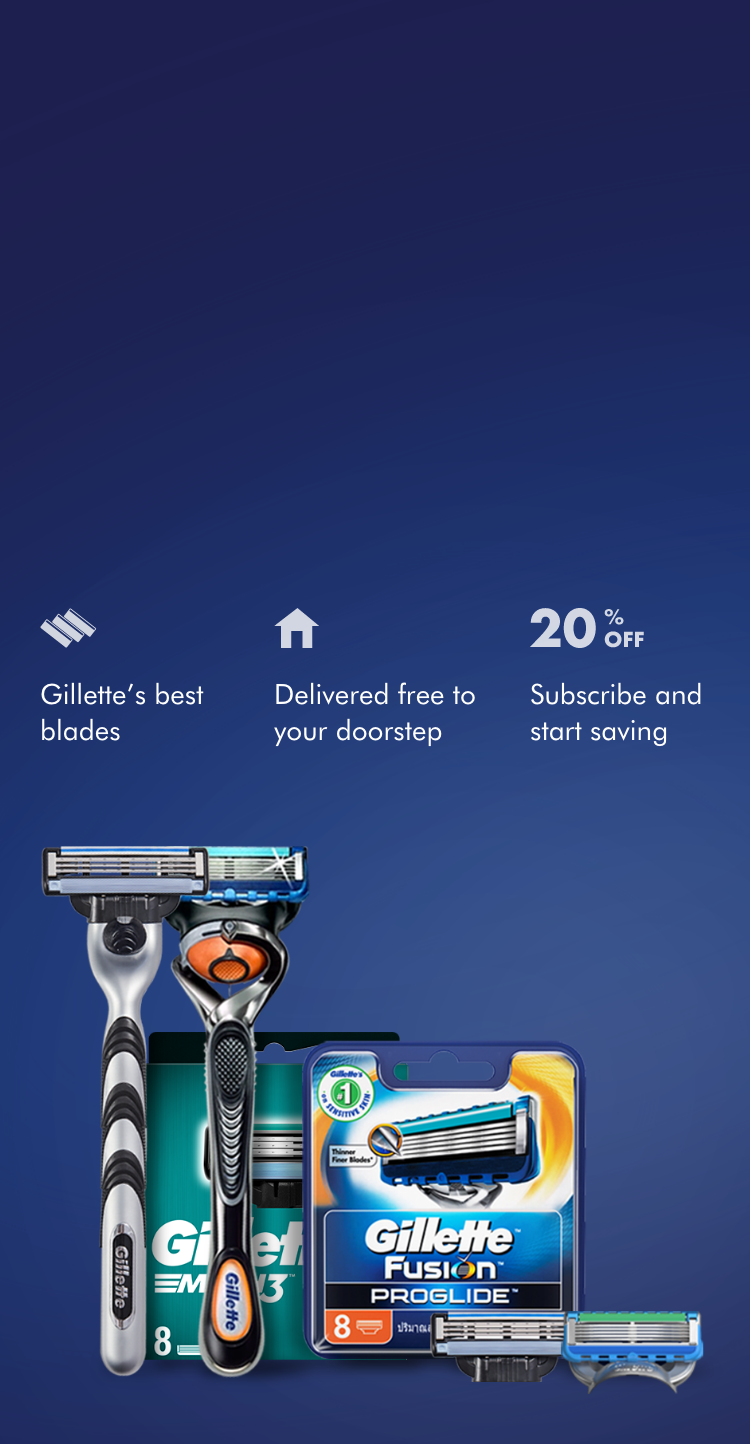 Introducing The Gillette Club