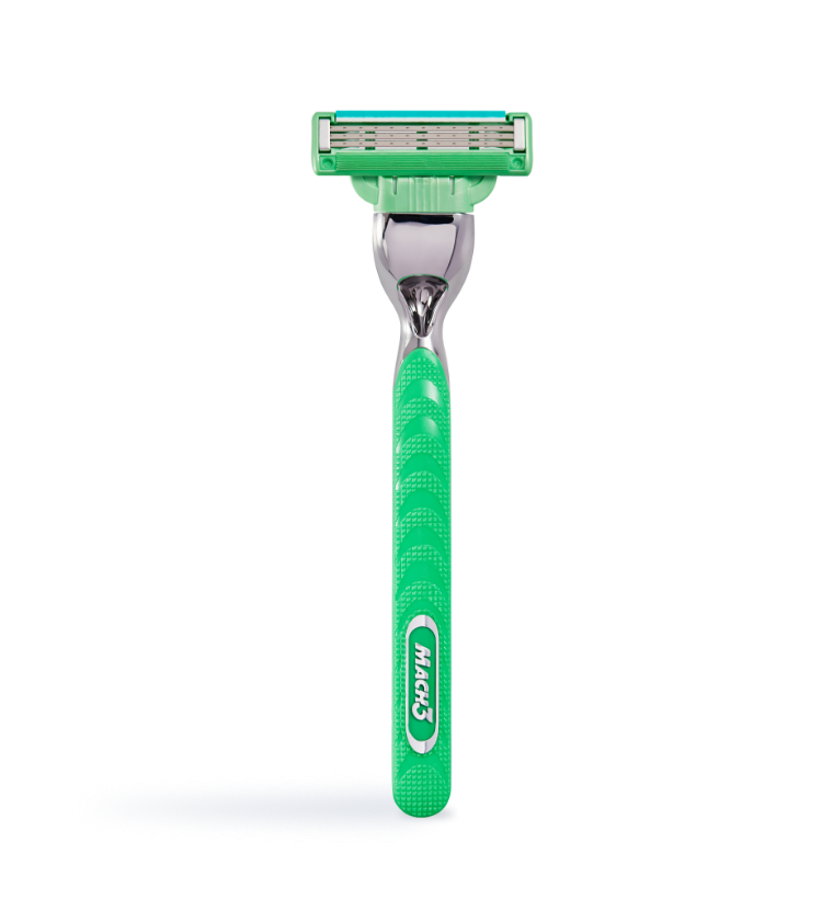 Mach3® sensitive razor