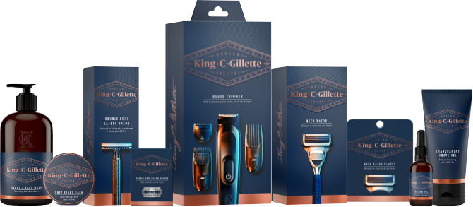 INTRODUCING KING C. GILLETTE