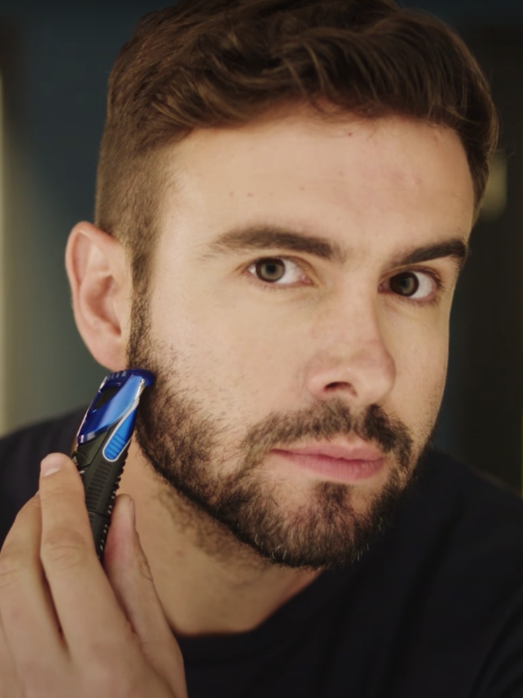 Beard grooming – the 3-day stubble beard