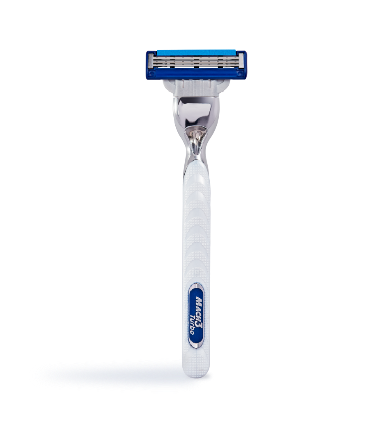 Gillette MACH3 Razor® Turbo