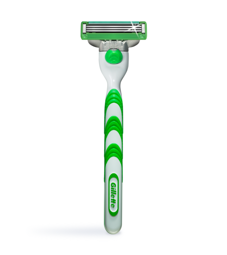 Gillette Mach3 Sensitive Maszynka Do Golenia