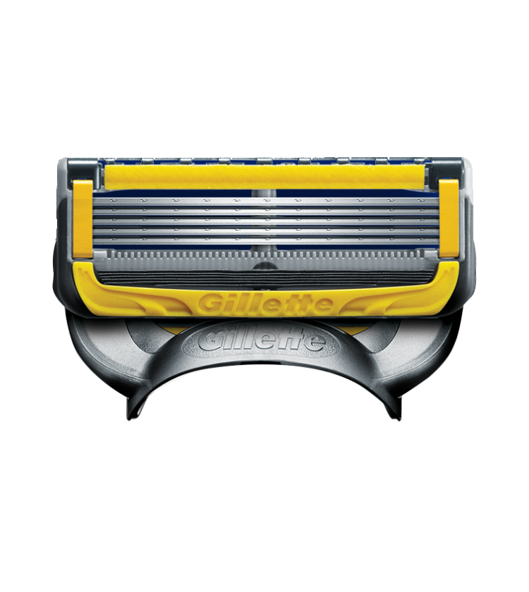 Holicí Hlavice Gillette Fusion5 Proshield