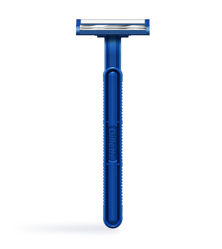 Rasoio da uomo usa e getta Gillette BlueII