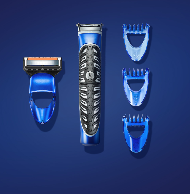 Gillette Trimmer