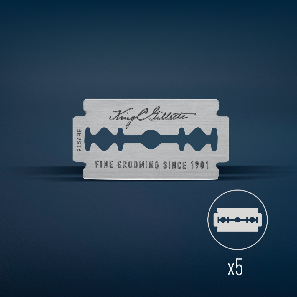 [it-it]King C. Gillette Double Edge Razor icon - Carousel 3