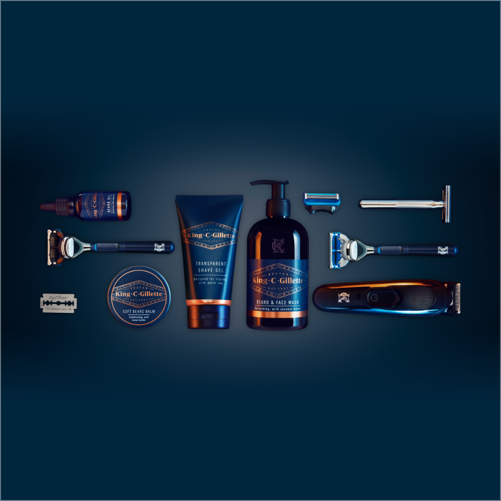 King C. Gillette Beard and Face Wash - Carousel  6 icon