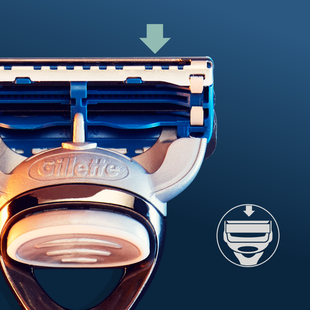 [it-it]King C. Gillette Neck Razor Carousel 3