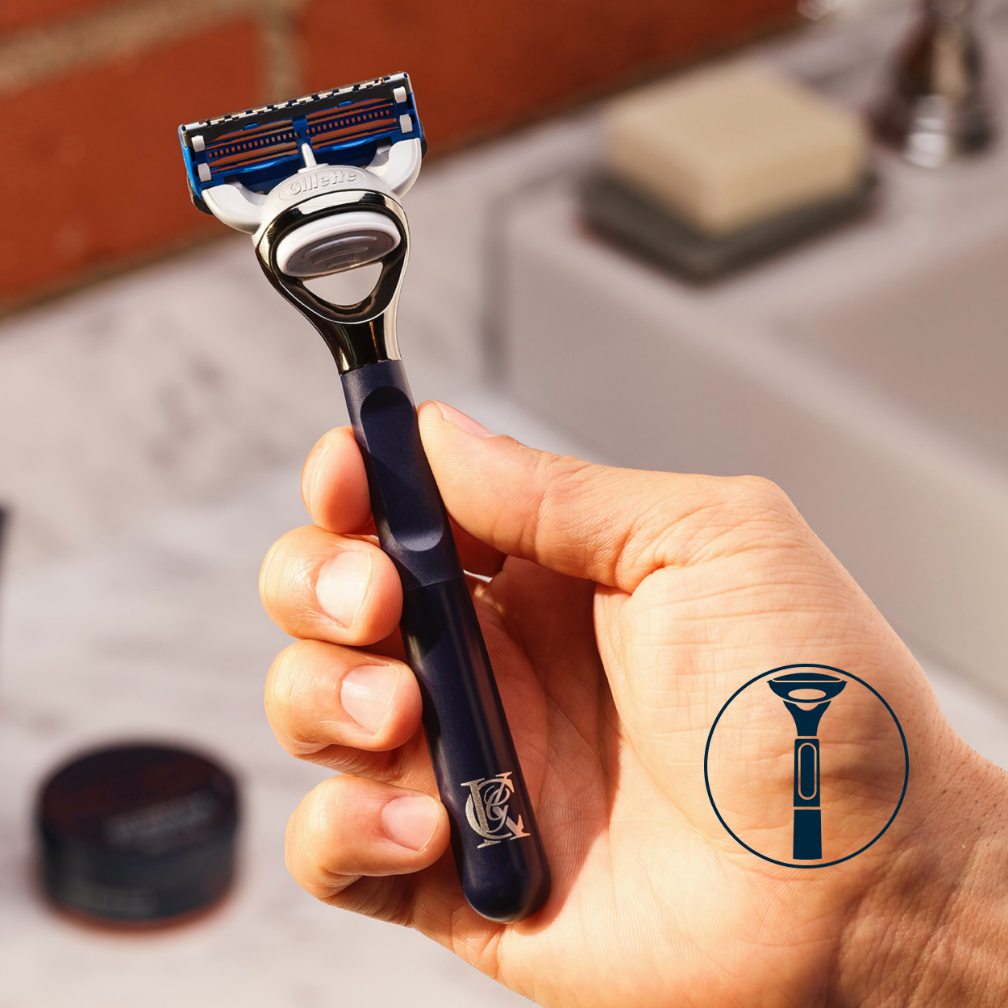 [it-it]King C. Gillette Neck Razor Carousel 5