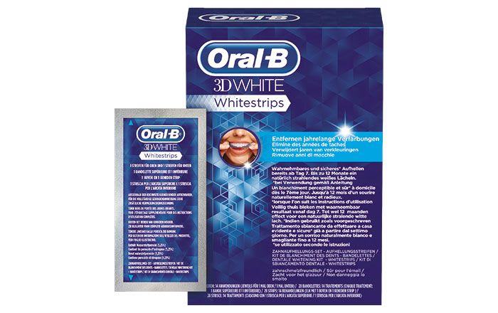 P&Gs 3d white® ambassador shakira announces launch of whitestrips in europe