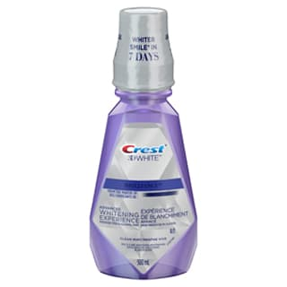 Crest® 3D White BrillianceTM Clean Mint Multi-Care Whitening Mouthwash