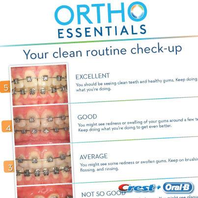 OrthoEssentials-Your Clean Routine Check-UP