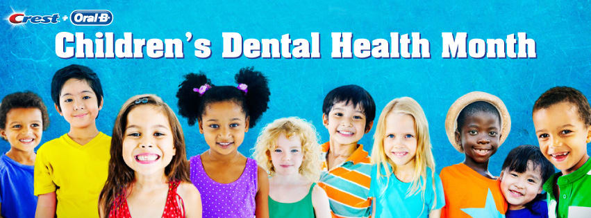 Children's Dental Health Month 2017