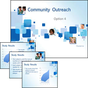 Community Outreach Opt4