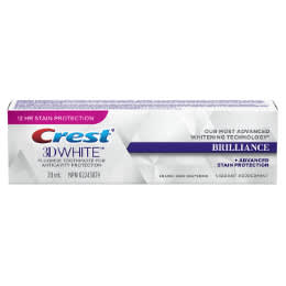 Crest® 3D White™ Brilliance Vibrant Peppermint
