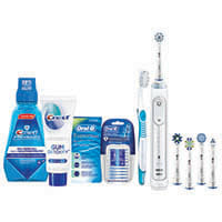 Crest + Oral-B Electric Implant System