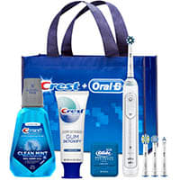 Crest + Oral-B Gingivitis Electric Rechargeable System