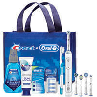 Crest+Oral-B Implant Electric Rechargeable System