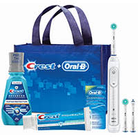 Crest + Oral-B OrthoEssentials Electric Rechargeable System