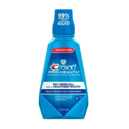 Crest Pro-Health Multi Protection Mouthwash