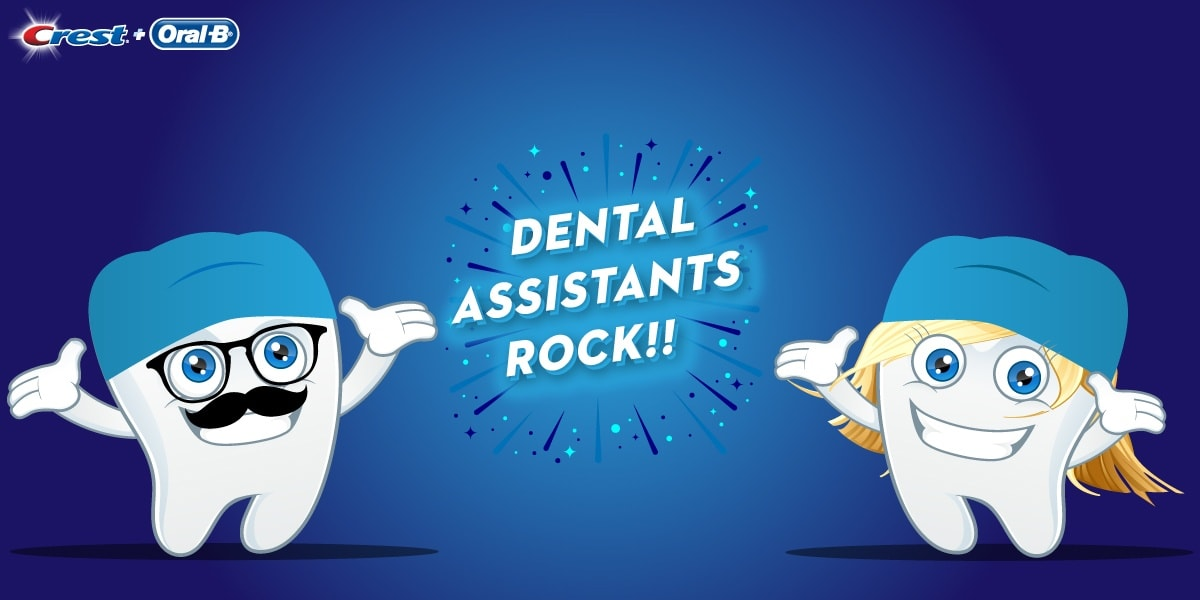 Dental Assistants Rock!