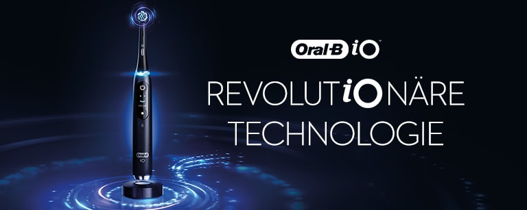 Oral-B iO Revolutionäre Technologie