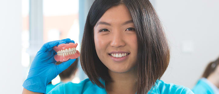 Denture Adhesives are an important part of your transition to dentures.