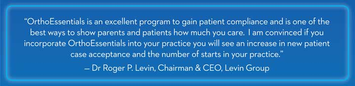Dr. Roger P. Leving Ortho Essentials quote
