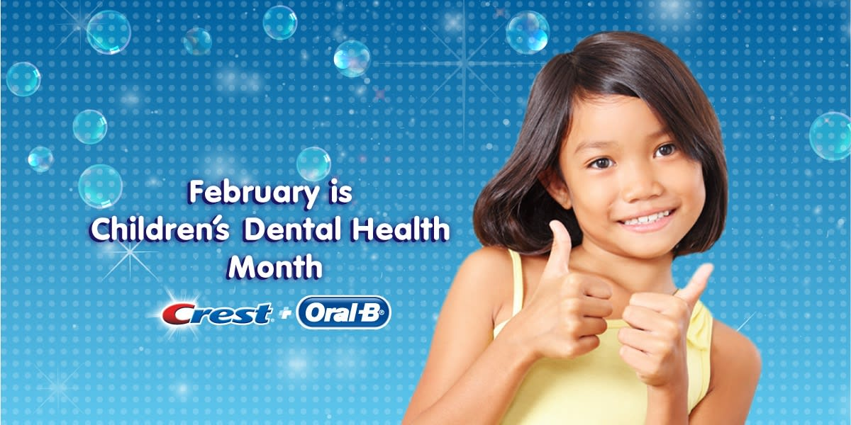 Children's Dental Health Month 2019