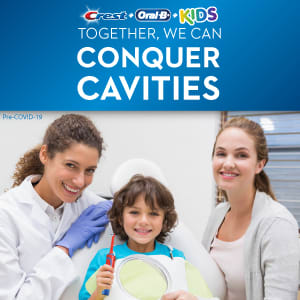 Together We Can Conquer Cavities