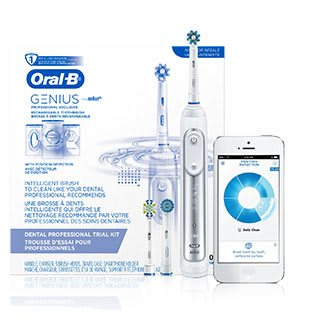 Oral-B® GENIUS™ Dental Professional Trial Kit