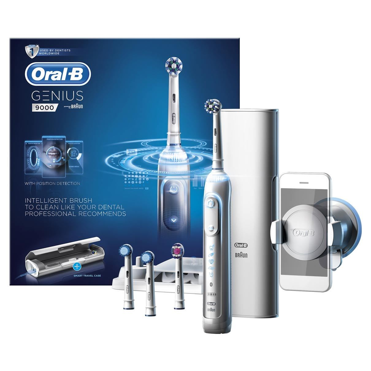 thumb ORAL-B GENIUS 9000 ELECTRIC TOOTHBRUSH