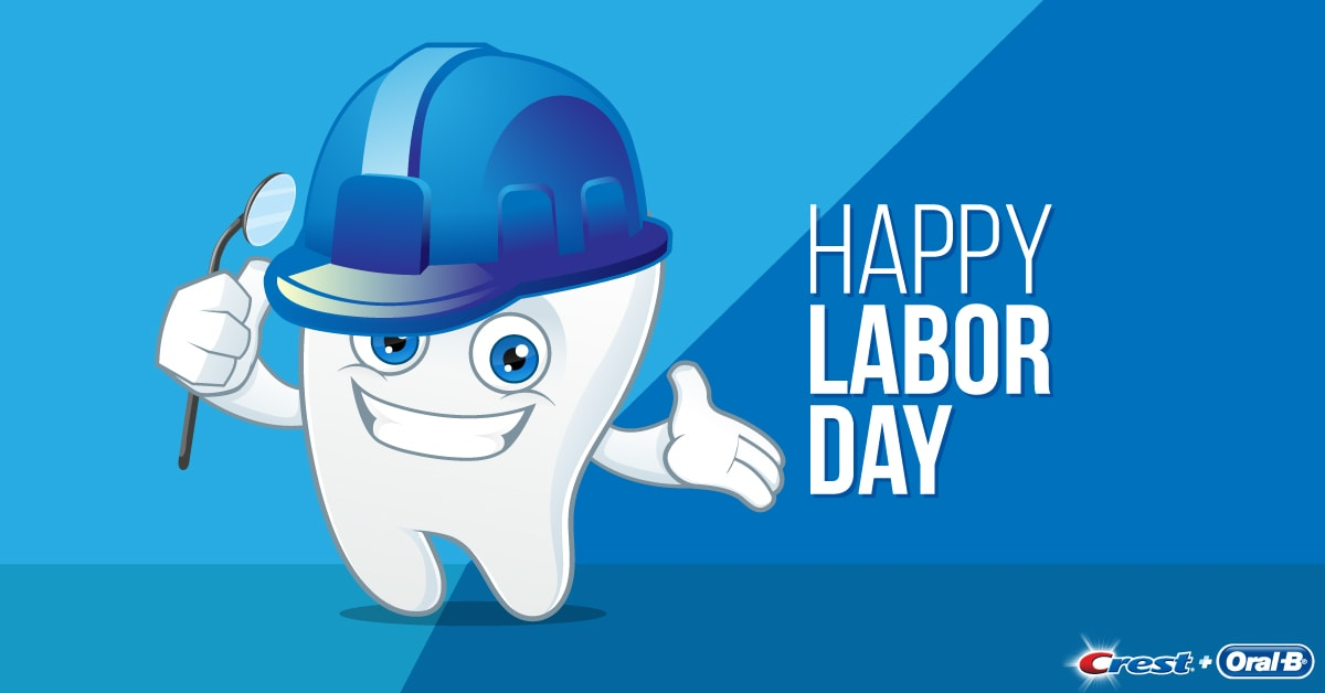 Labor Day 2017 labor tooth
