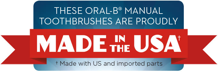 Oral-B - Made in the USA