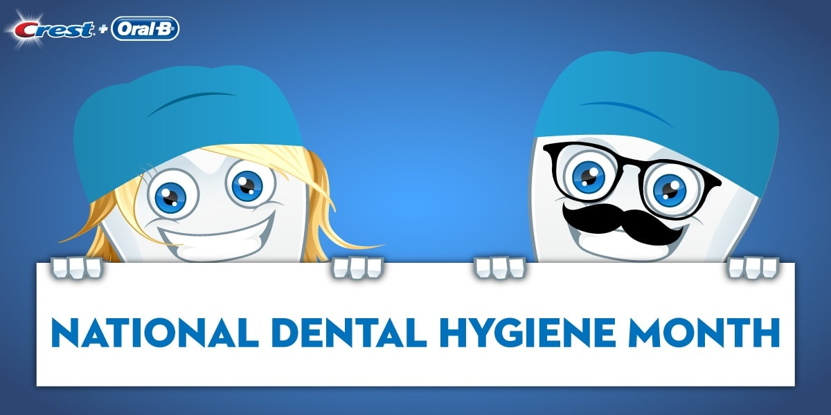 National Dental Hygiene Month 2019