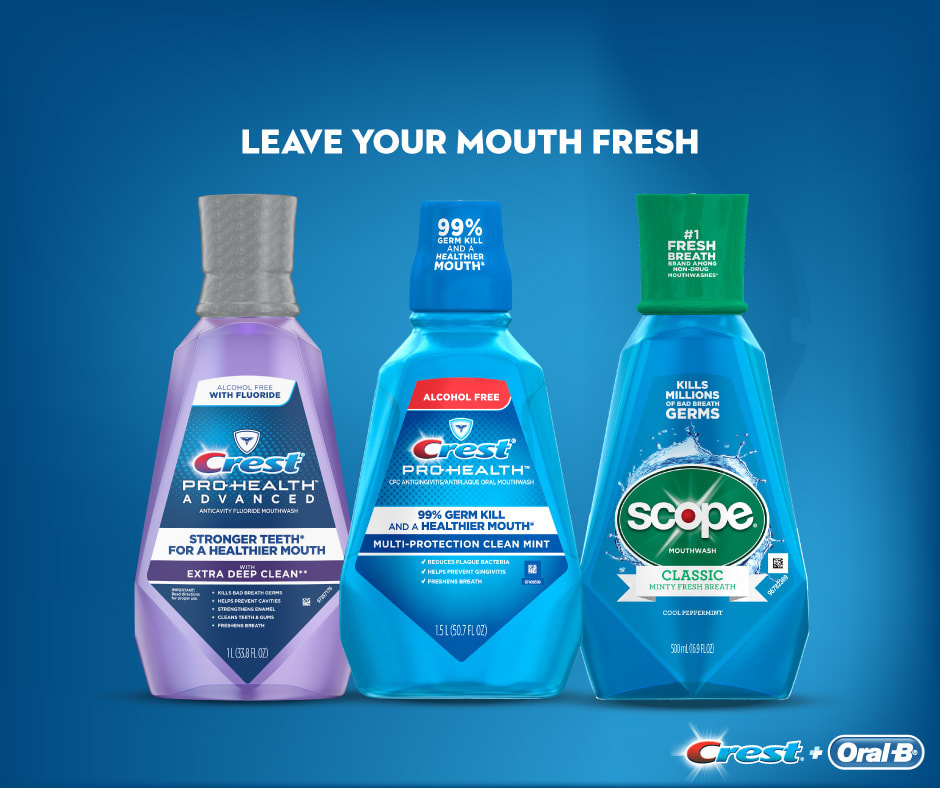 Leave Your Mouth Fresh